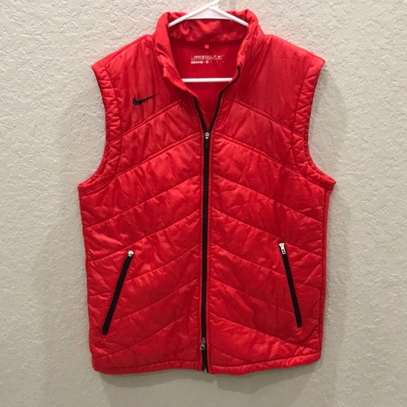 Nike Suits Blazers Mens Red Vest Poshmark